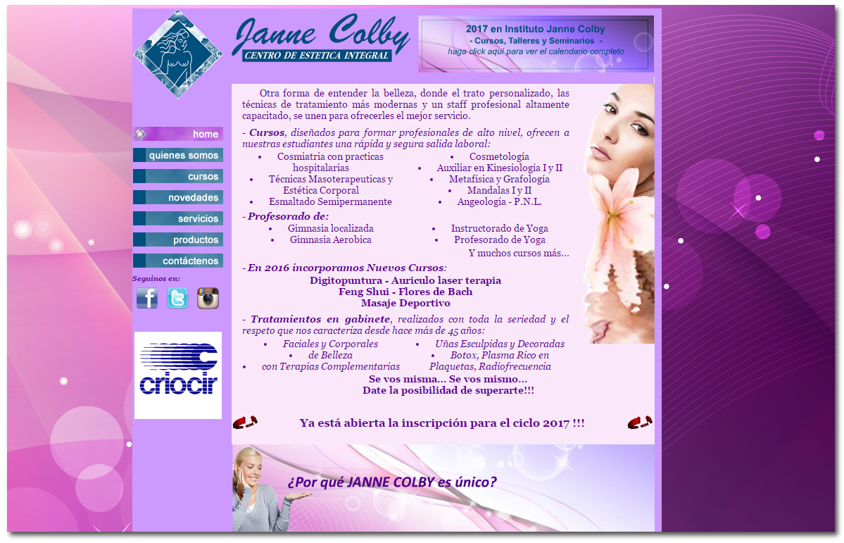 Instituto Janne Colby